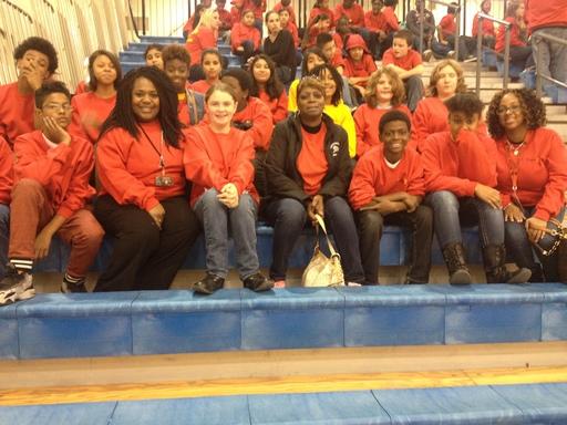 Southwestern Middle at the ERAU Game Night